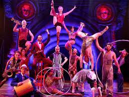 Oz Curtain Circus Oz Take A Peek Behind The Curtain Daily Telegraph