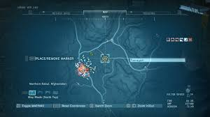 mgs5 africa map mgs v the phantom and ultra animals in