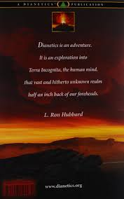dianetics the modern science of mental health english l ron