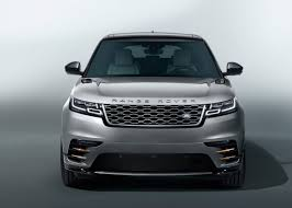 range rover velar dashboard land rover presents the new range rover velar