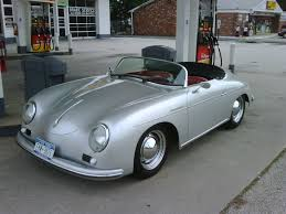 porsche speedster for sale porsche 356 speedster replica kit now all i need is a vw beetle
