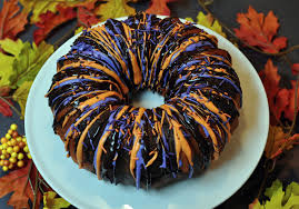 halloween cake recipies celebrate fall colors u0026 flavors with duncan hines