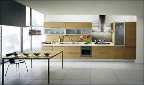Oak Wall Mounted Display Cabinet Kitchen Unfinished Pantry Aluminum Kitchen Cabinet Wall Mounted
