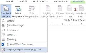 cara membuat mail merge di word 2013 cara membuat mail merge pada microsoft word 2013 arcelia info and tips