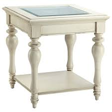 distressed white side table distressed white round side table side tables design