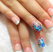 27 summer french nail designs related nails