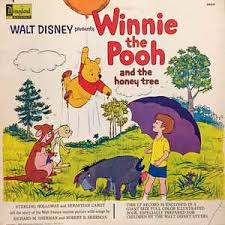 Winnie The Pooh Photo Album Sterling Holloway And Sebastian Cabot Winnie The Pooh And The