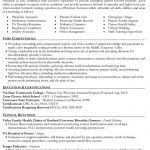 Physician Assistant Resume Template Physician Assistant Resume Objective Gfyork Com