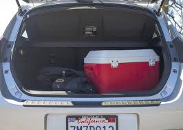 trunk space toyota corolla im not impressed the scion im reviewed neon