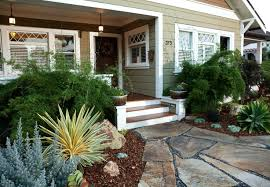 Front Porch Landscaping Ideas Craftsman House Landscaping Ideas Thraam Com