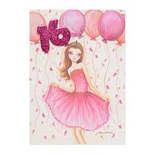sweet 16 dress ana u0027s papeterie greeting cards stationery and