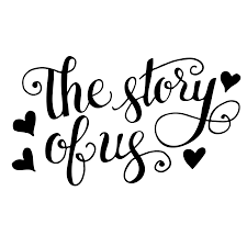 halloween svg free hand lettered the story of us free svg cut file
