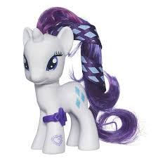 my pony ribbon image cutie magic rarity doll with ribbon jpg my