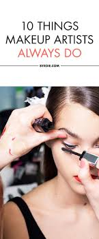 elevate your makeup skills with the 10 tricks makeup artists swear by and so