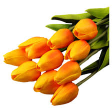 Decorative Flowers For Home by Popular Flower Orange Buy Cheap Flower Orange Lots From China