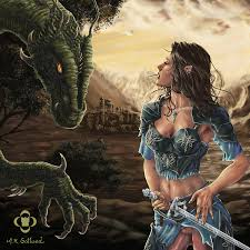 Eragon Arya Sex - unrealistic fantasy art page 7 beamdog forums