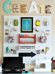 Home Decorating Magazines by 21 Creative Pegboard Ideas For Your Entire House Hgtv U0027s