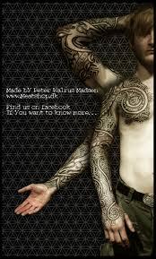 nordic urnes armor by meatshop tattoo deviantart com on