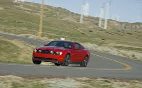 2010 Black Ford Mustang 2010 Ford Mustang Gt First Drive And Exclusive Photos Of The