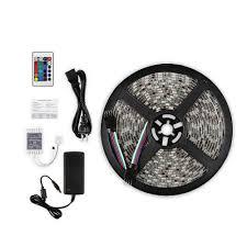 black light led strip 16 4ft 5m waterproof led strip light kit u2013 sainsmart com