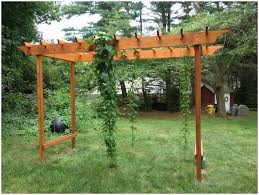 backyards ergonomic outdoorpergolaideas 12 20 2012 11 backyard