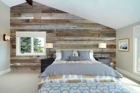 lambris mural chambre decoration lambris mural bois chambre aspect vieillies planches