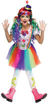 kids crazy color clown costume from buycostumes com halloween