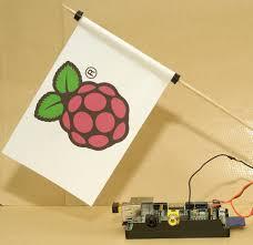 How To Sew A Flag How To Make Your Own Raspberry Pi Flag Waving Demo U2013 Raspi Tv