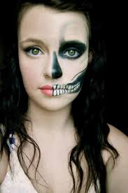 25 best ideas about pretty skeleton makeup on sugar skull costume sugar skull makeup and skull makeup