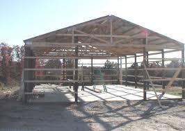 Pole Barn Roofing Pole Barn