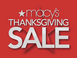 thanksgiving day sale image gallery macy u0027s sale