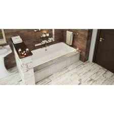 shop style selections timber whitewash porcelain thinset