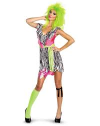 fantastic jem and the holograms pizzazz costume by spirit