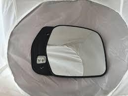 car door mirror glass lh car wing mirror glass for toyota land cruiser 4500 lc80 fzj80