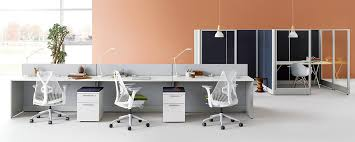 Office Desk System Office Office Furniture System Work Herman Miller