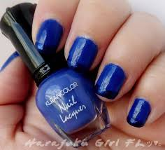 blue nails kleancolor kawaii stuff harajuku fl beauty