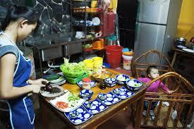 vietnamesische küche mit kindern eine reise machen