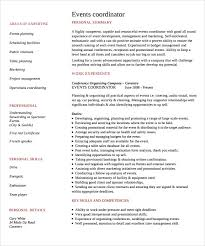 Lawrenceoliver Event Planner Resume by Event Planner Resume Event Planner Resume Example Planner Resume