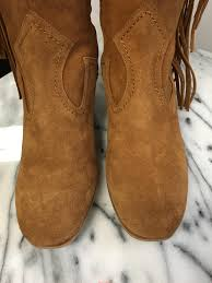 zara womens boots sale zara s brown leather with fringe boots boots