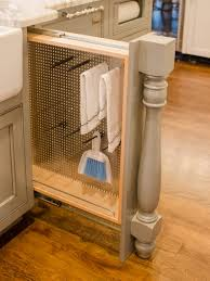 Kitchen Pull Out Cabinet by 29 Clever Ways To Keep Your Kitchen Organized Diy