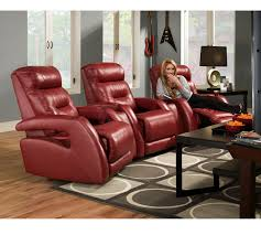 Viva 2577 Home Theater Recliner Southern Motion Viva 2577 Home Theater Seating