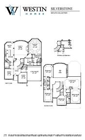 westin homes sedona floor plan