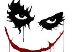 batman dark knight joker hd clipart