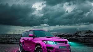 range rover pink wallpaper hamann details its pink range rover