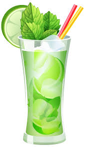 cocktail clipart black and white transparent mojito cocktail png clipart best web clipart