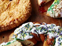 king cake shipped our favorite mail order mardi gras king cakes southern living