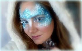 frozen makeup and face painting tutorial youtube