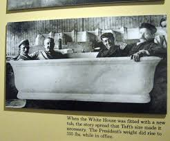President Who Got Stuck In Bathtub The Infamous Taft Bathtub There Is An Oft Repeated And Rat U2026 Flickr