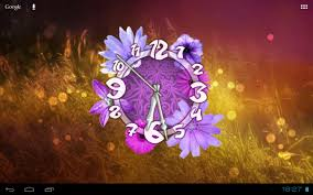 google images flower flower clock live wallpaper android apps on google play