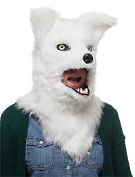 wolf mask wolf mask thinkgeek